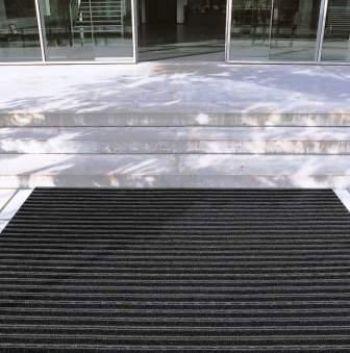 Exterior entrance mat